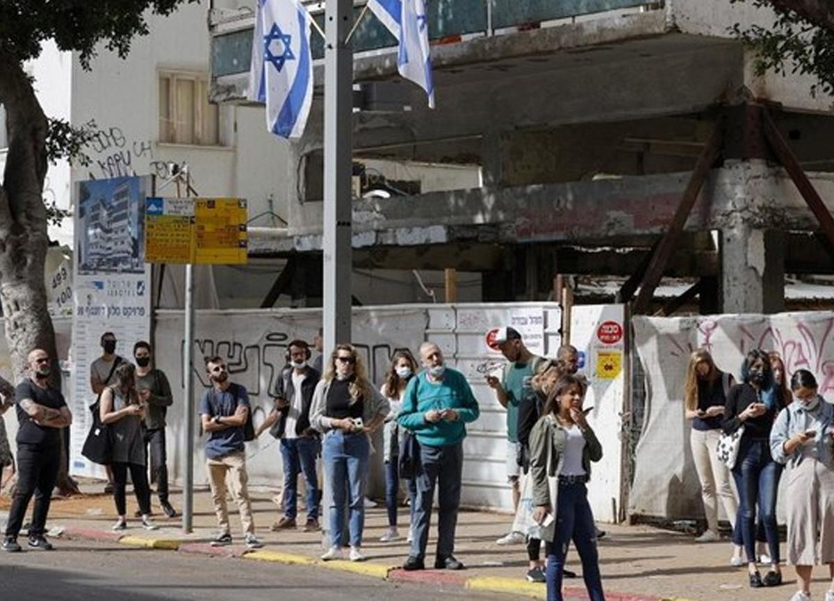 İsrail'de Covid-19 vakalarındaki artış nedeniyle yeni kısıtlamalar getirildi