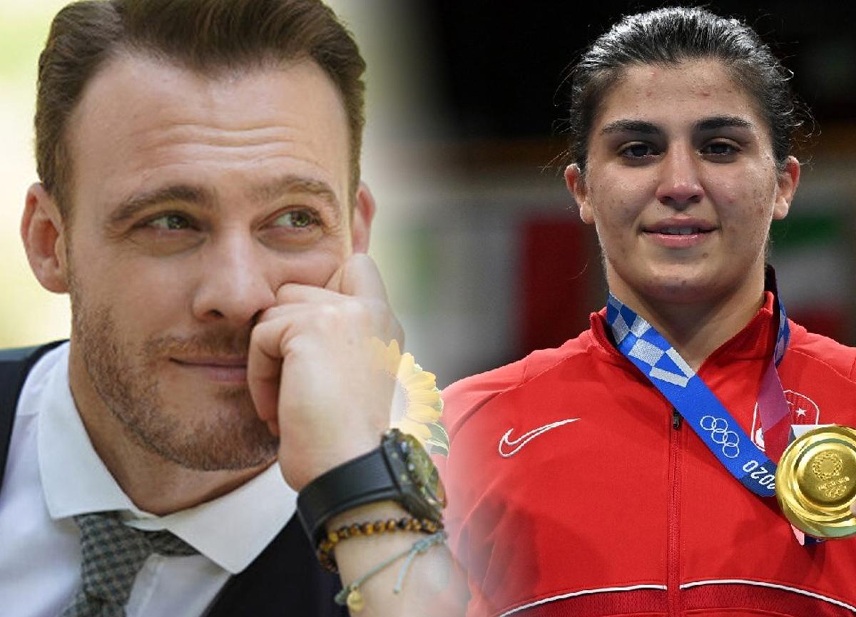 Kerem Bürsin, Busenaz Sürmeneli'yi kızdırdı!