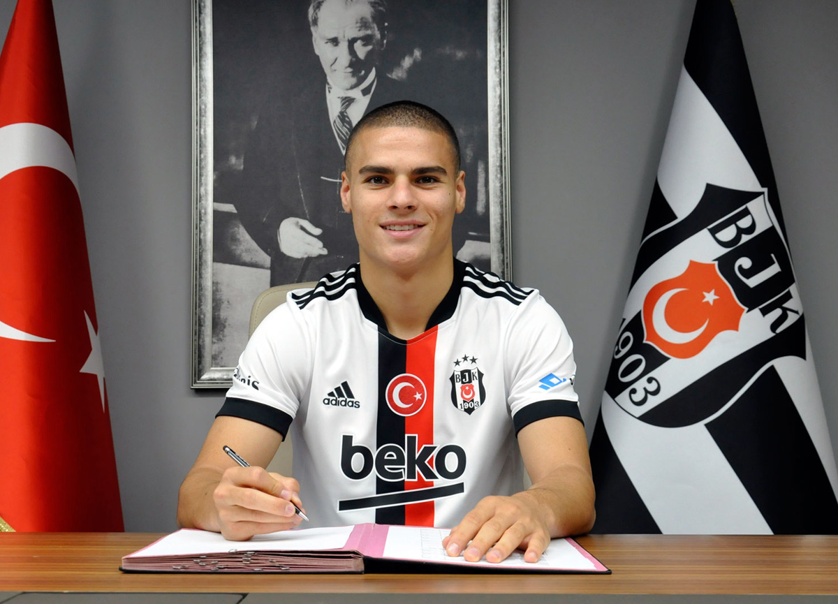 Beşiktaş, Can Bozdoğan'ı transfer etti