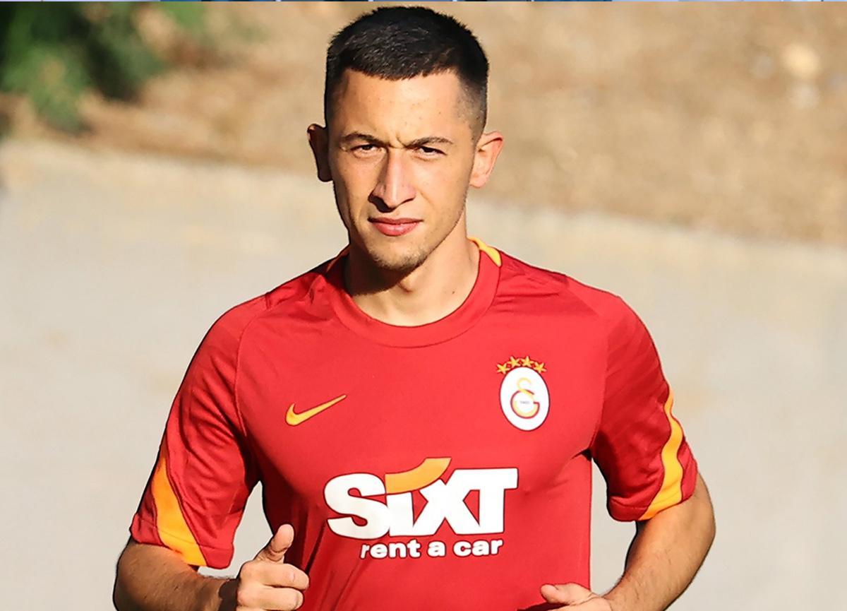 Galatasaray'ın yeni transferi Morutan'ın forma numarasını taraftarlar seçecek