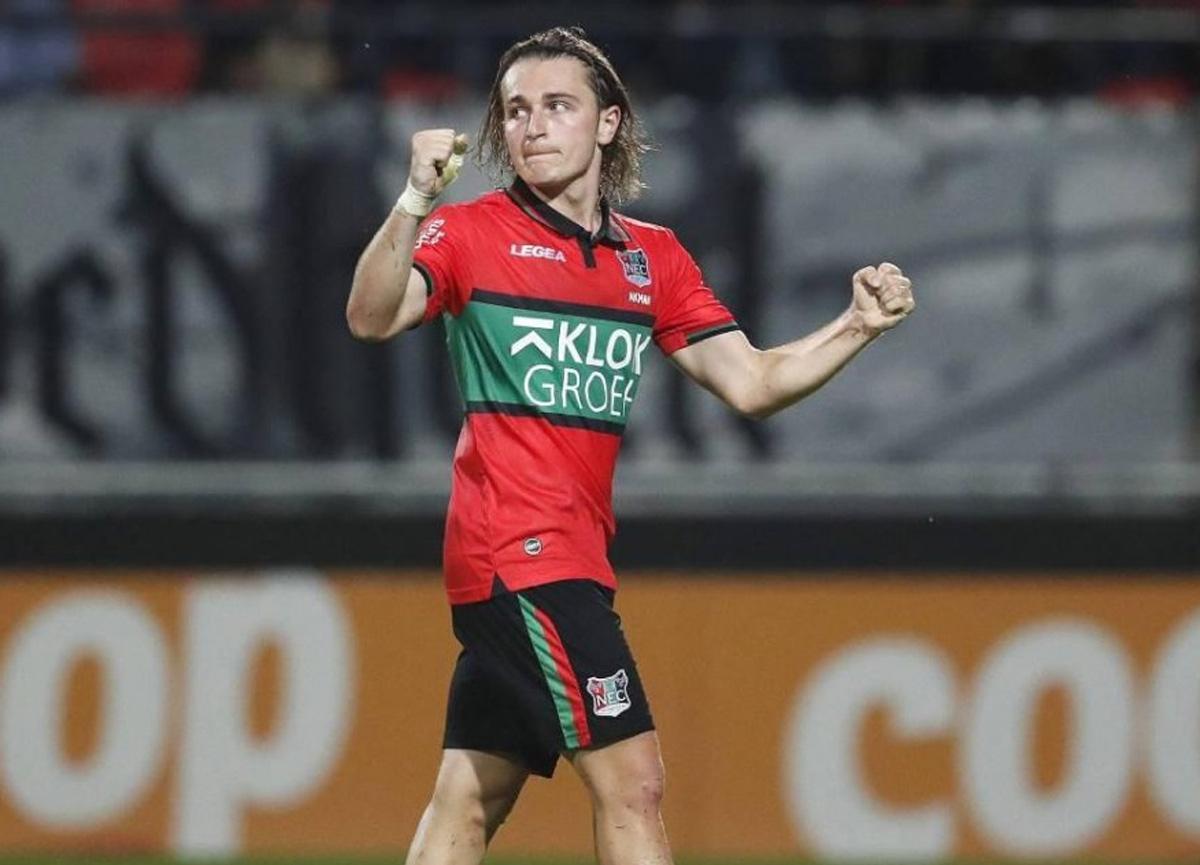 Ali Akman gollerine devam ediyor: Heracles 0-1 NEC Nijmegen