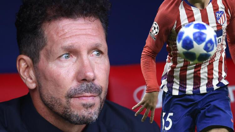 Atletico Madrid'den Süper Lig devine transfer! İstanbul'a geliyor, el sıkışıldı