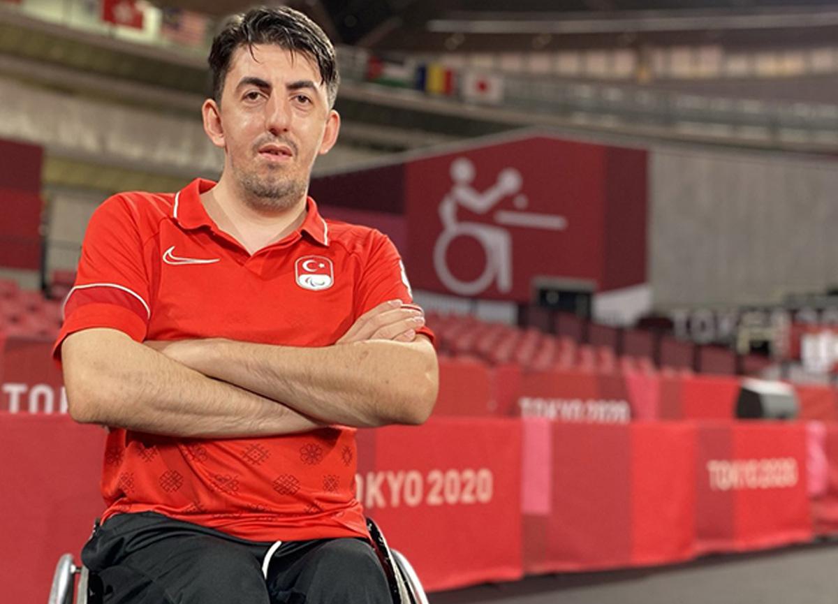 Tokyo Paralimpik Oyunları'nda Abdullah Öztürk'ten altın madalya