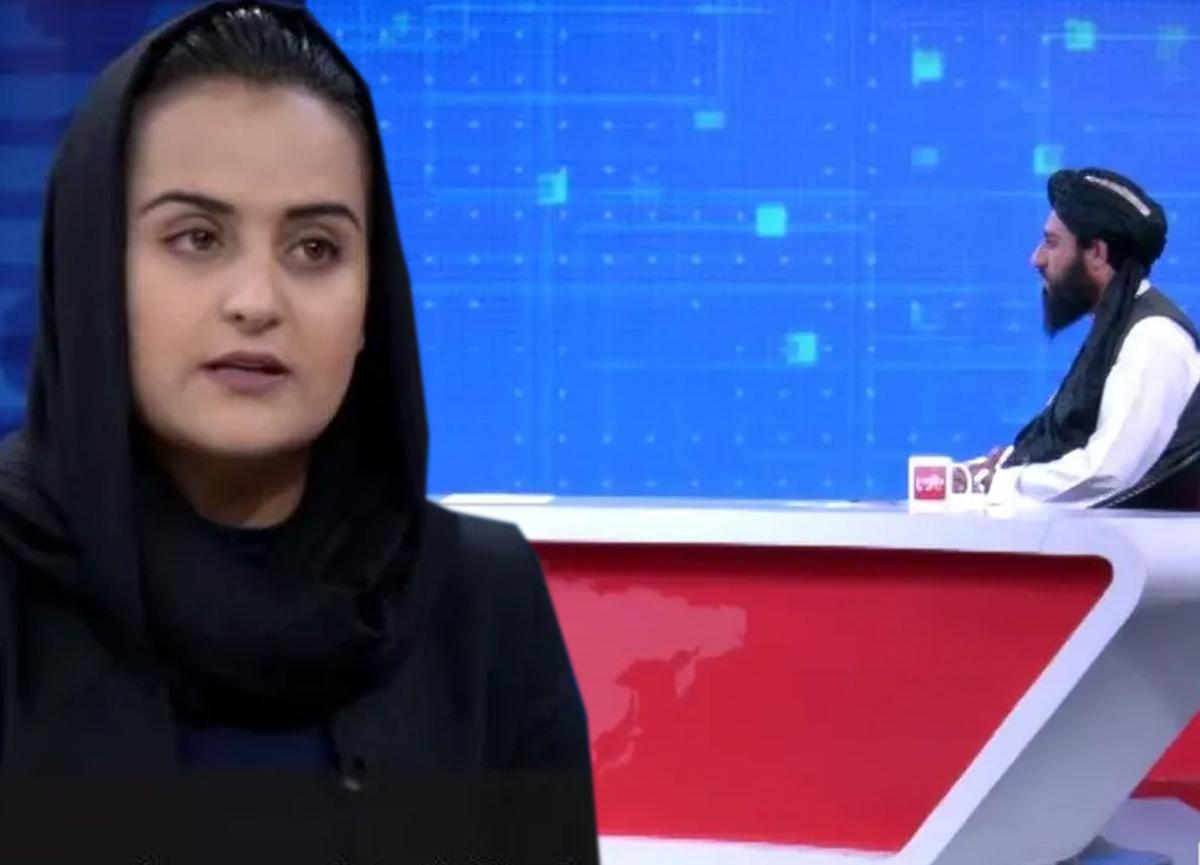Dünya onu konuşmuştu... Taliban ile röportaj yapan Afgan sunucunun akıbeti belli oldu!