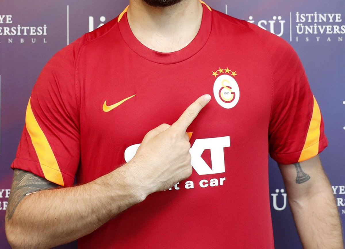 Galatasaraylı yıldız isim A Milli Takım kadrosuna alındı