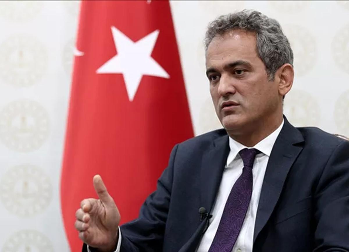 Milli Eğitim Bakanı Özer'den yüz yüze eğitim açıklaması: Gereken tüm hazırlıklar yapıldı