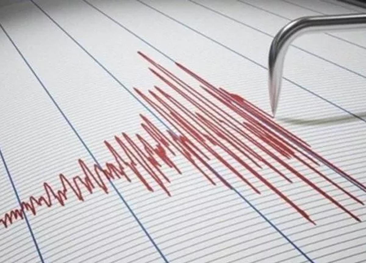Son dakika: Kütahya'da 5 büyüklüğünde deprem meydana geldi!