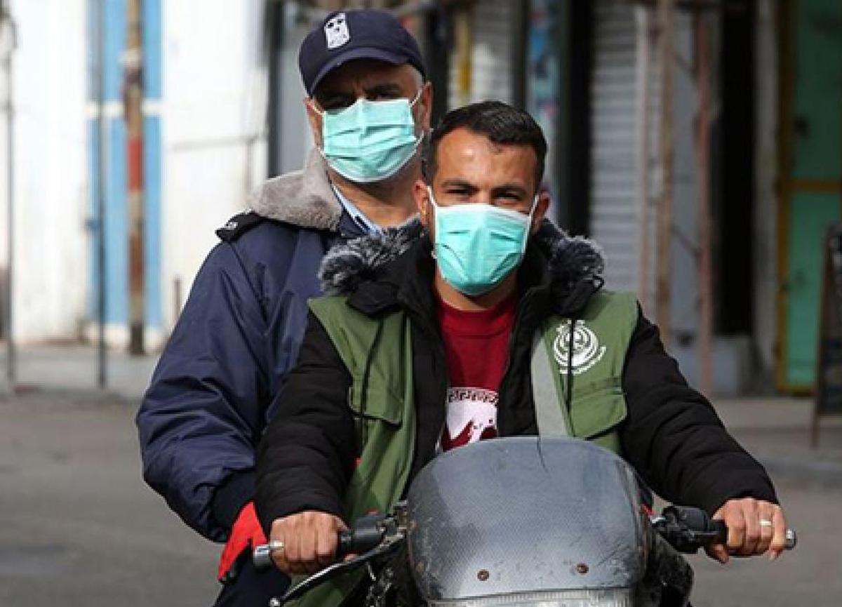 Filistin'de pandemi nedeniyle ilan edilen OHAL 1 ay uzatıldı!