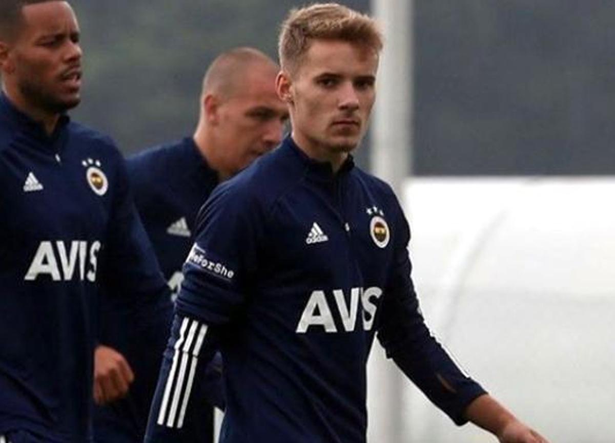 Karşıyaka, Fenerbahçe'nin genç yıldızı Barış Sungur'u kiraladı