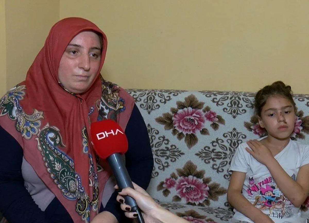 Sultangazi'de taksici çarptığı 9 yaşındaki çocuk ve annesini hastaneye bırakıp kaçtı