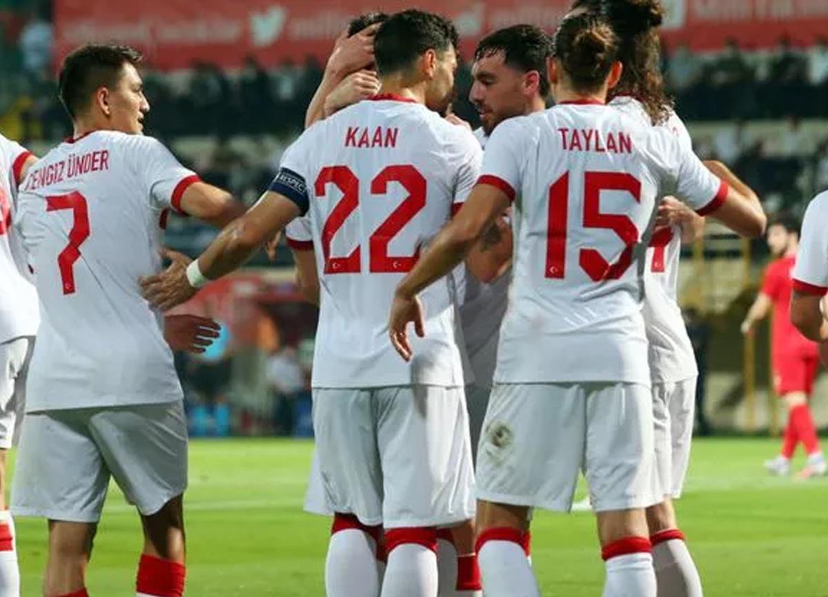 Türkiye Karadağ milli maçı bu akşam saat kaçta hangi kanalda canlı izlenecek?