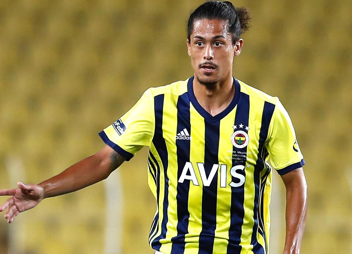 Fenerbahçe'de ayrılık: Mauricio Lemos, Beerschot'ta
