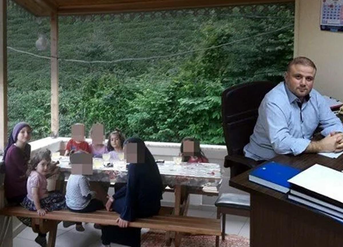 Trabzon'da üç kızını öldüren imamın ilk ifadesi ortaya çıktı