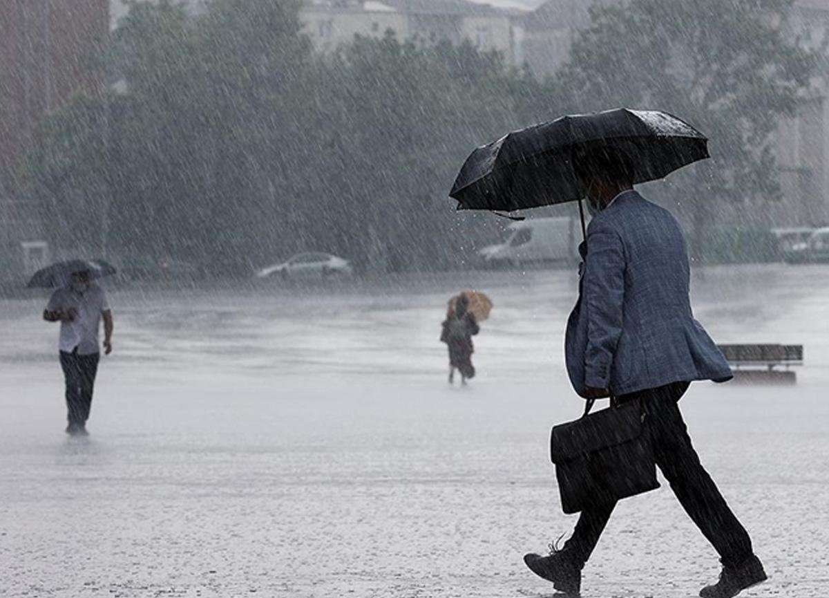 Meteoroloji'den Karadeniz için kuvvetli yağış uyarısı