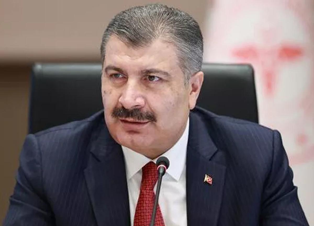 Sağlık Bakanı Koca'dan 'aşı' olmayanlara 6 Eylül hatırlatması