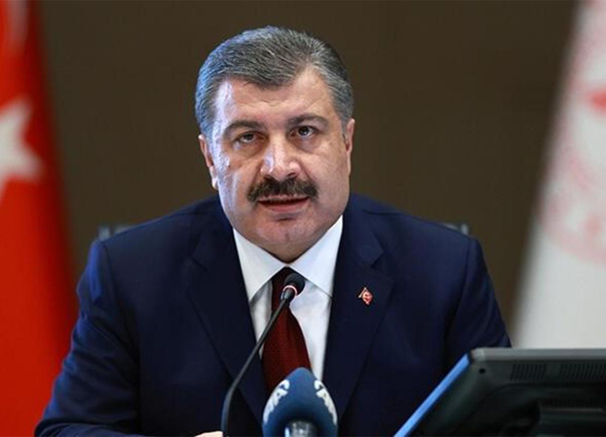 Sağlık Bakanı Fahrettin Koca'dan aşı açıklaması! Son durumu paylaştı