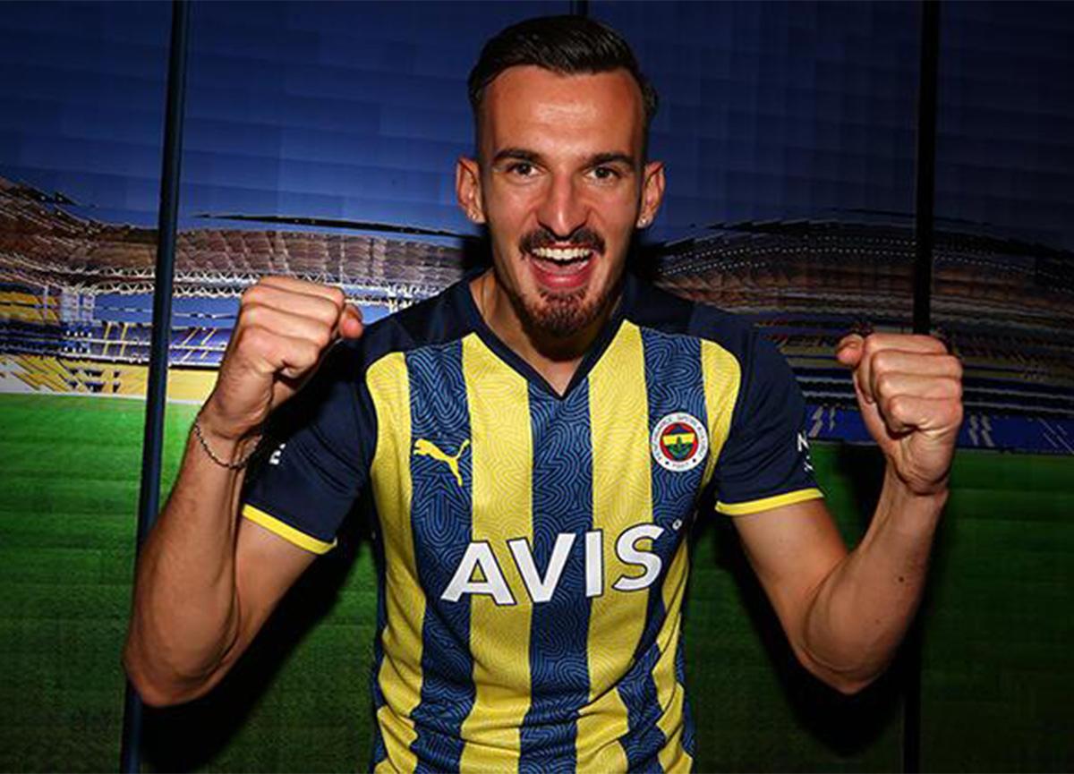 Fenerbahçe, Mergim Berisha transferini resmen açıkladı!