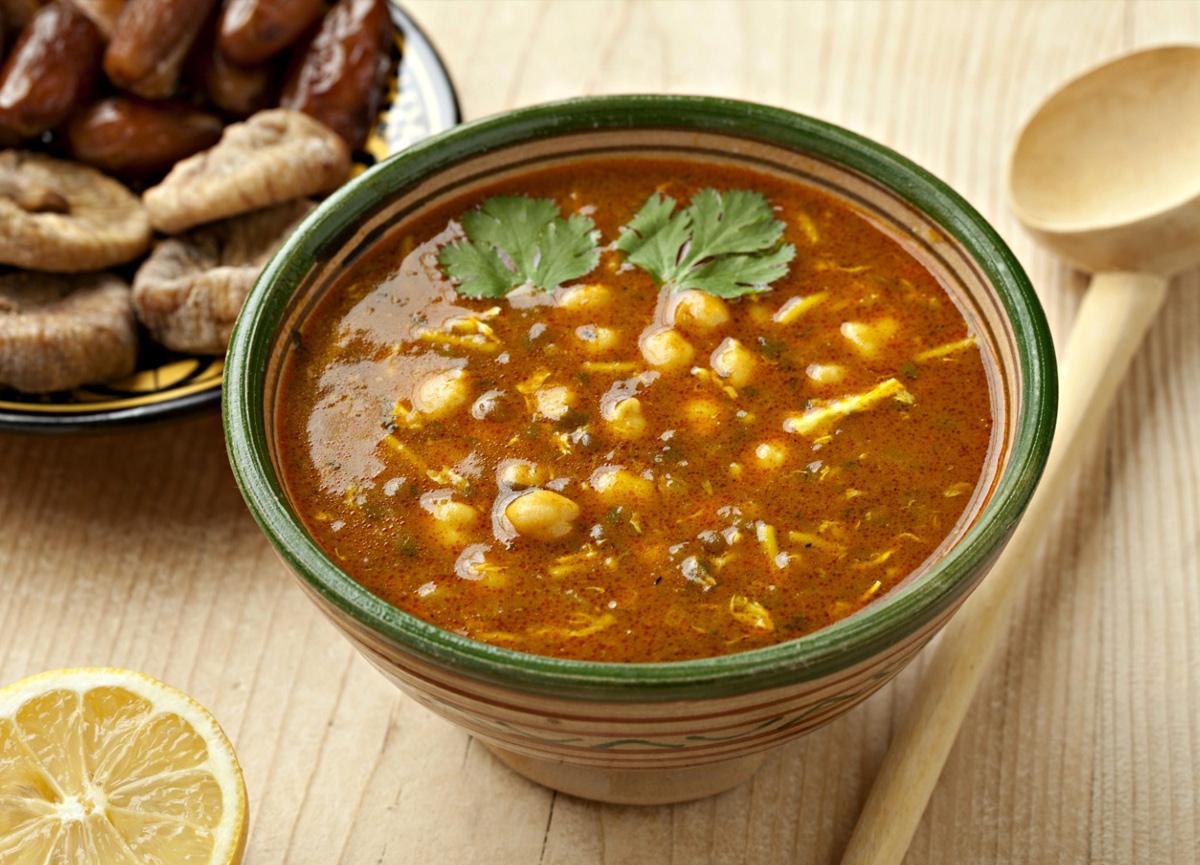 Harira çorbası tarifi, nasıl yapılır? 2 Eylül MasterChef 2021 Harira çorbası yapılışı ve malzemeleri