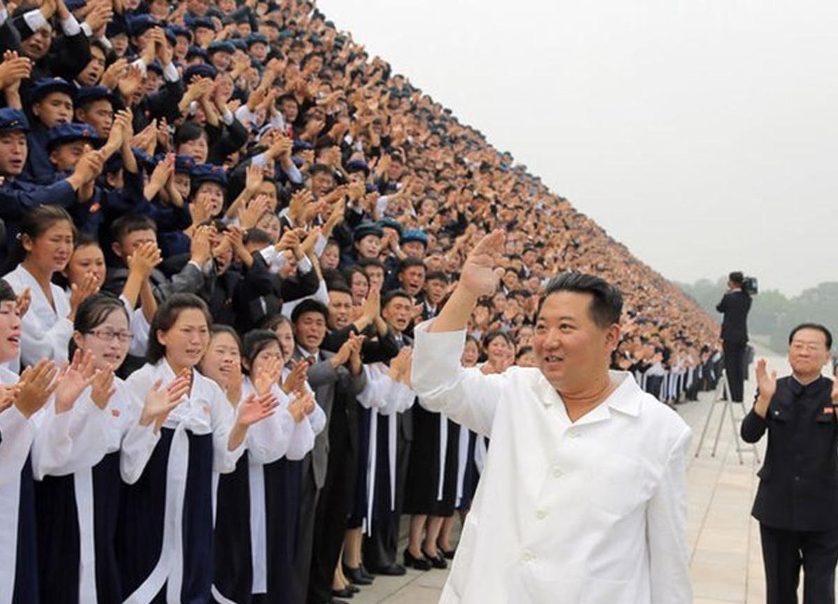 Kuzey Kore lideri Kim Jong-un'un son hali şoke etti!