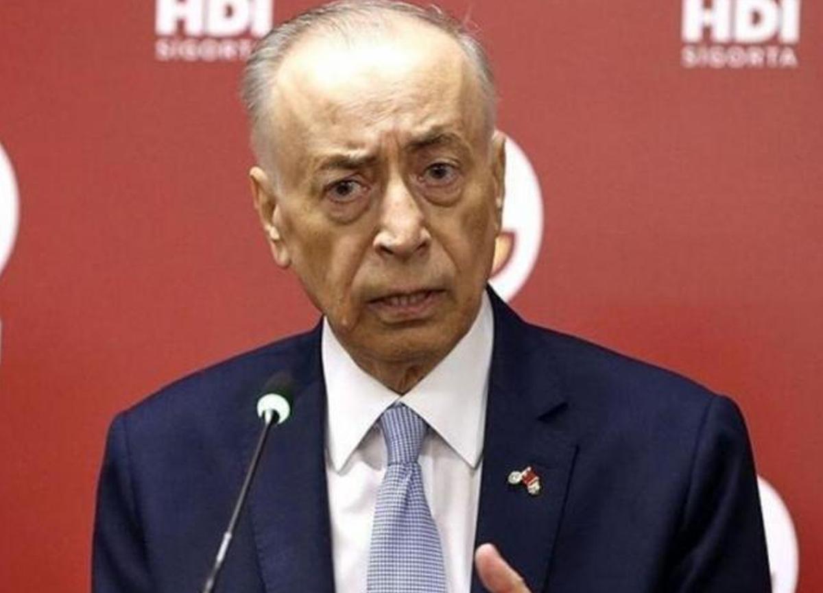 SON DAKİKA   Galatasaray eski başkanı Mustafa Cengiz yoğun bakıma alındı