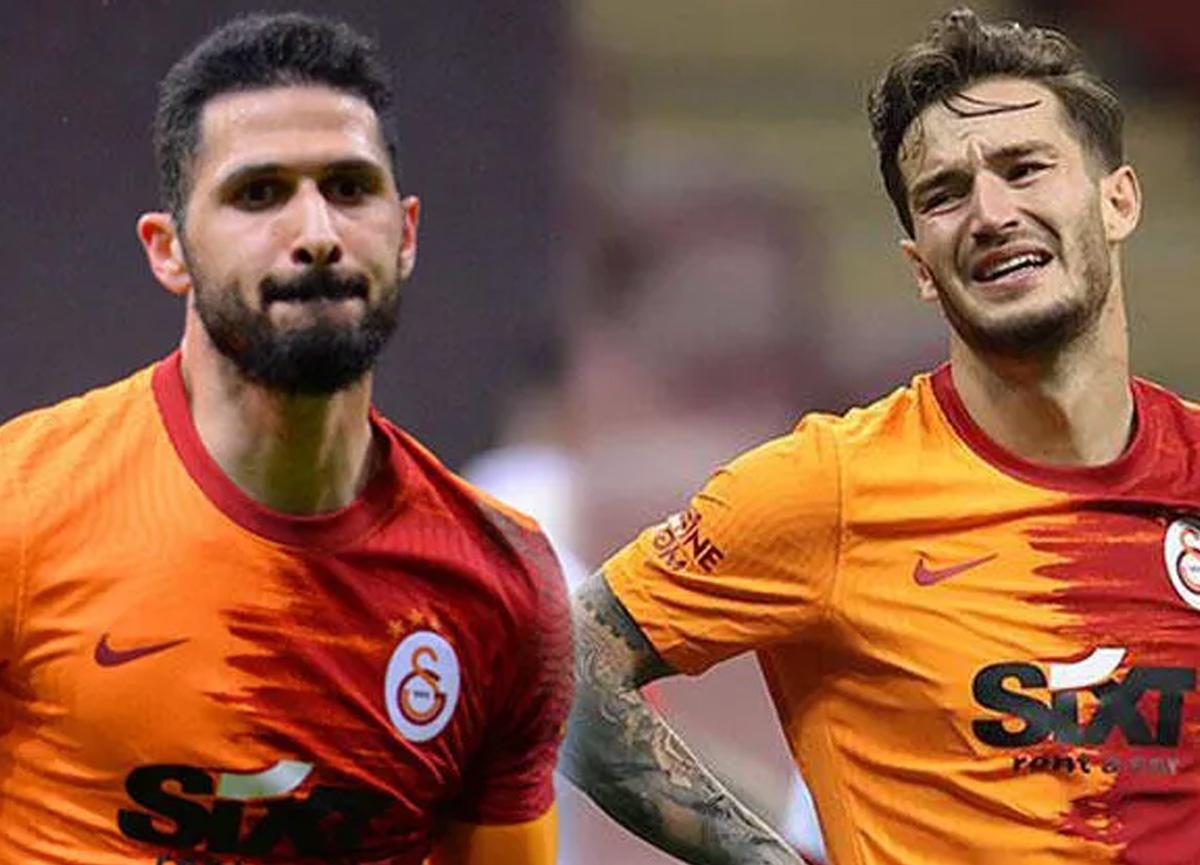 Galatasaray'ın UEFA kadrosu belli oldu! Listeye alınmayan isimler...