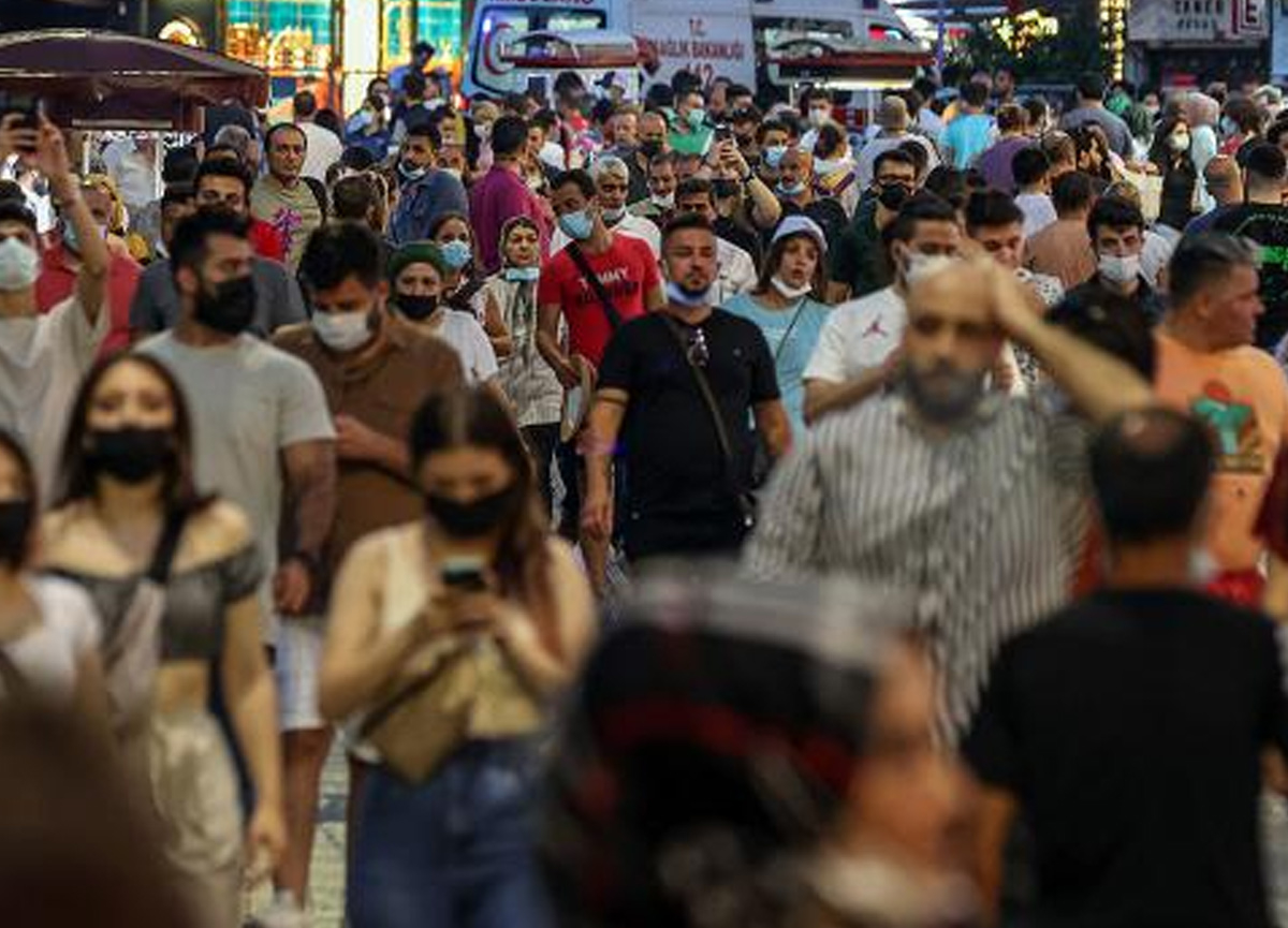 Türkiye'nin 3 Eylül 2021 koronavirüs tablosu! Vaka sayısı 22 bin 857