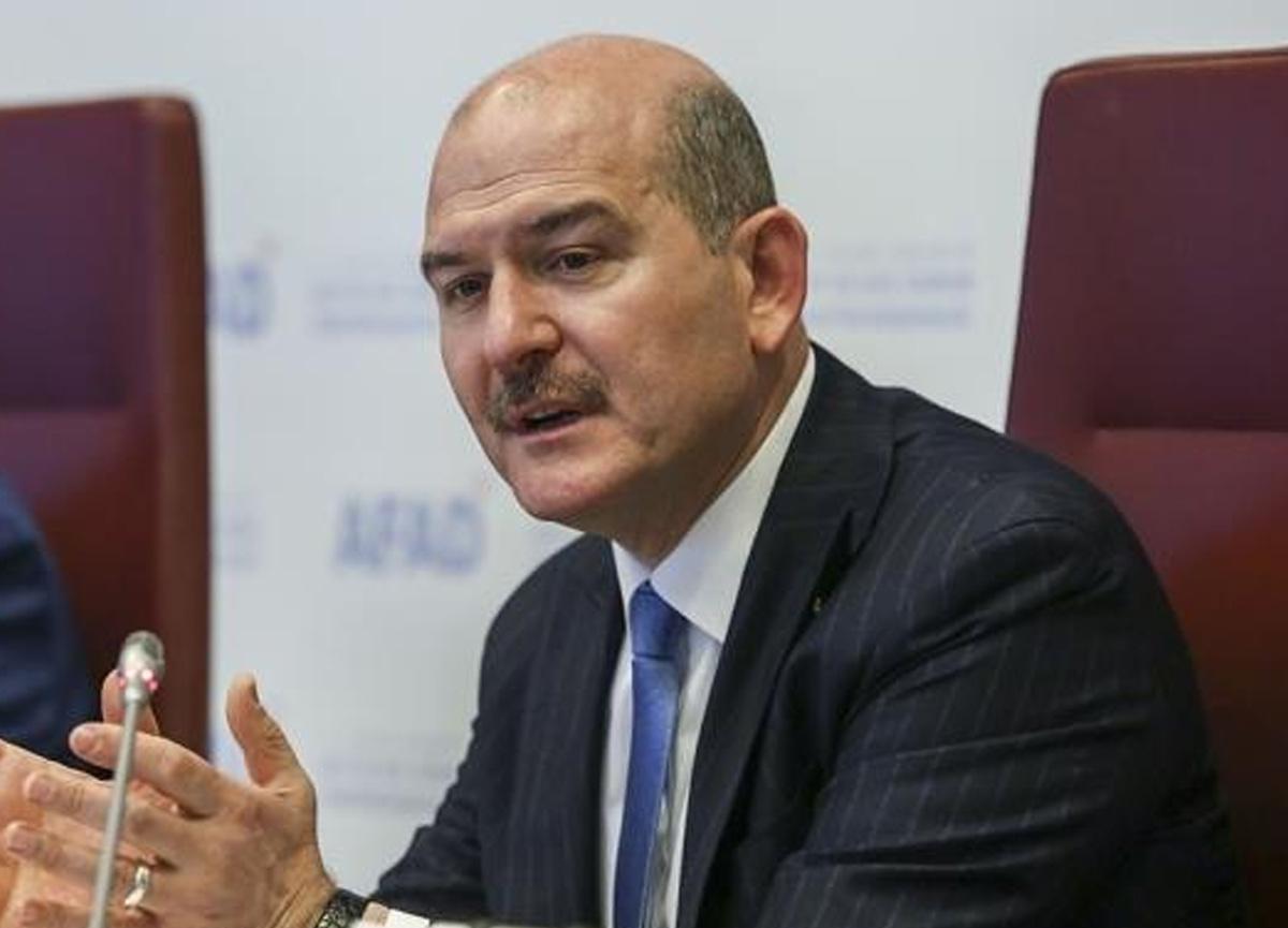 İçişleri Bakanı Süleyman Soylu: 'Sel afetinin bilançosu 3, 5 milyar TL'