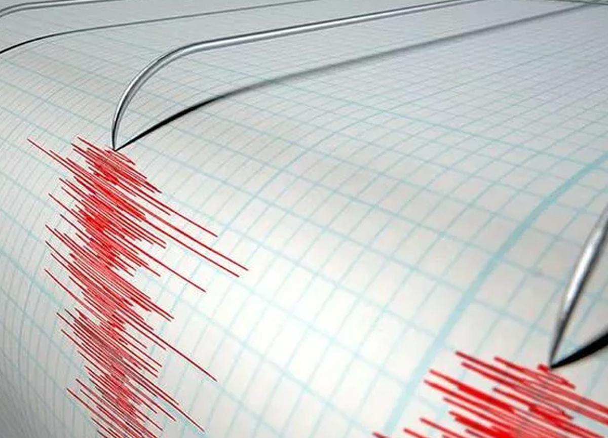 Edremit Körfezi'nde 3.5 büyüklüğünde deprem meydana geldi!