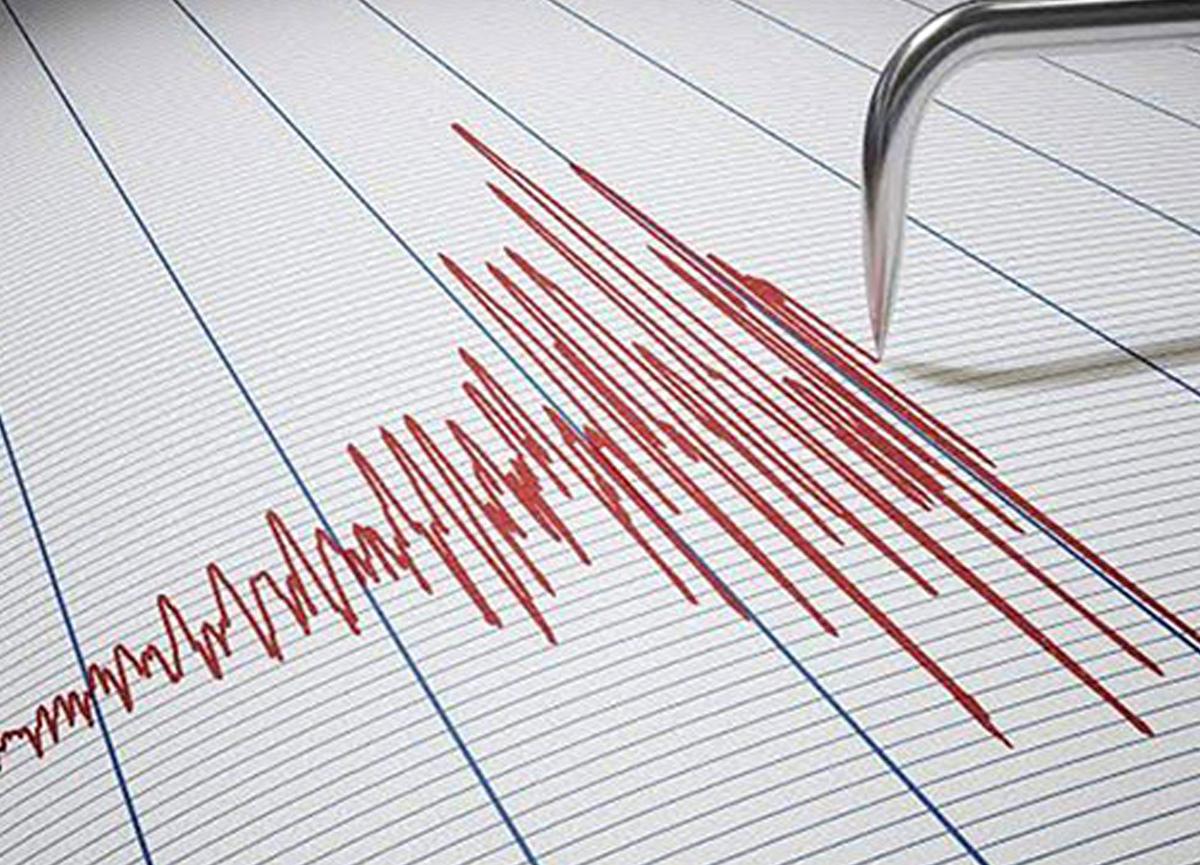 Marmaris açıklarında 4.1 büyüklüğünde deprem meydana geldi!