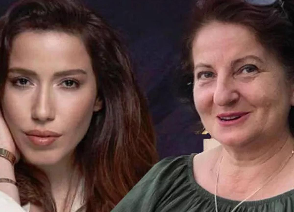 Şarkıcı Burcu Güneş üvey annesine dava açtı!