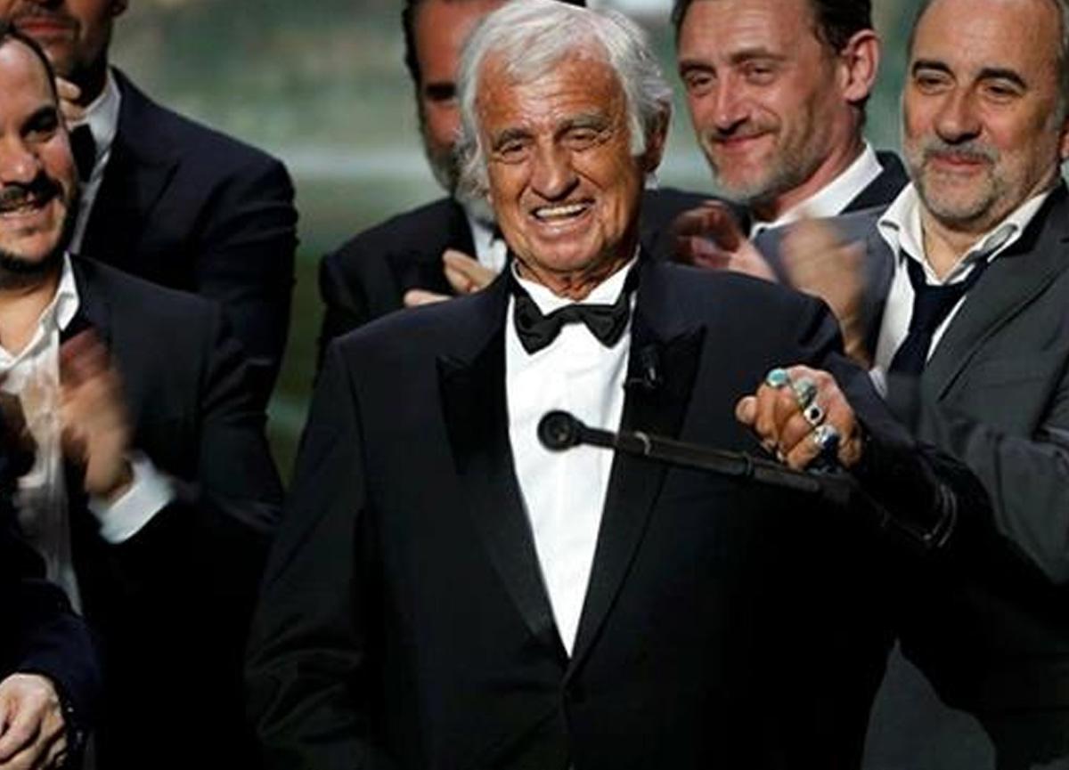 Fransız oyuncu Jean-Paul Belmondo, 88 yaşında hayatını kaybetti