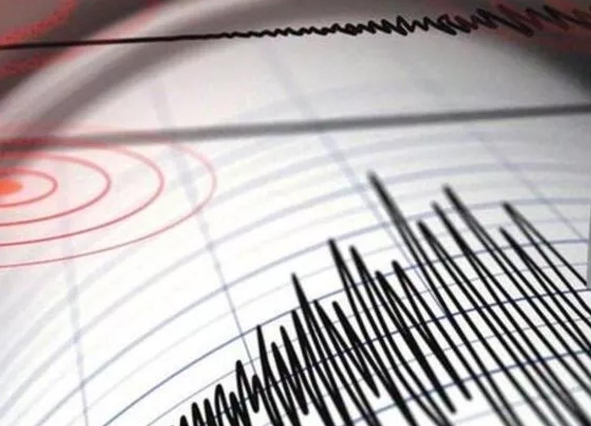 Son dakika: Antalya Kumluca açıklarında 4.5 büyüklüğünde deprem meydana geldi!