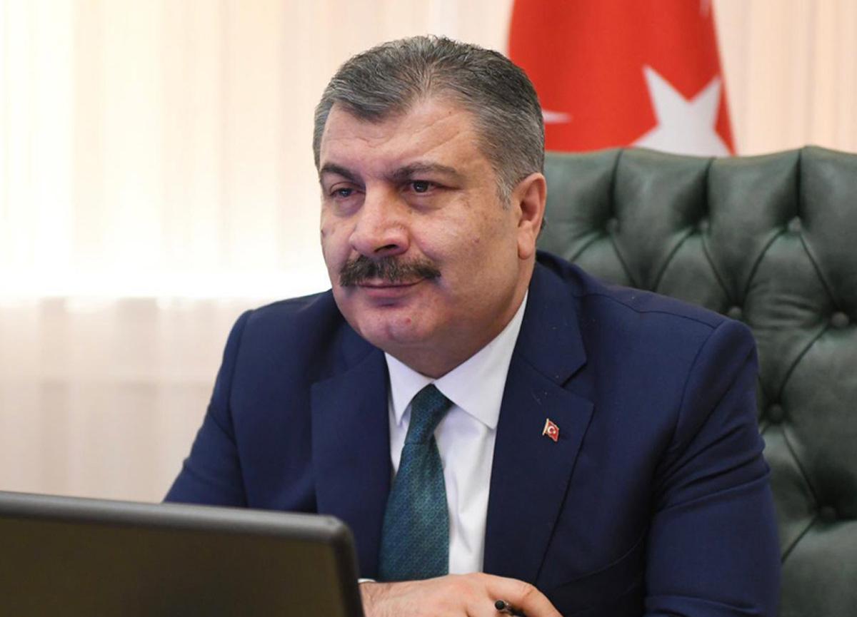 Sağlık Bakanı Fahrettin Koca'dan Mu varyantı açıklaması: Türkiye'de 2 kişide görüldü