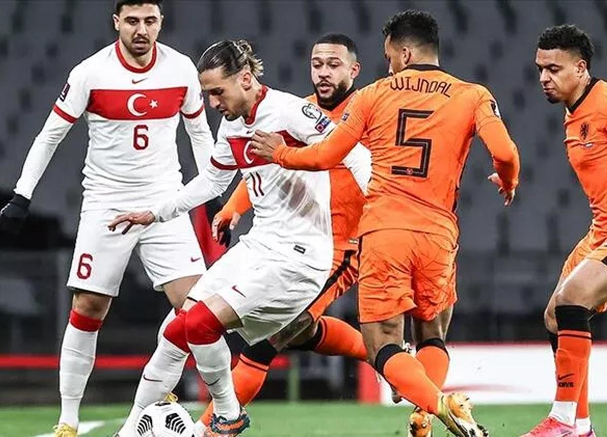 Hollanda Türkiye maçı bu akşam saat kaçta hangi kanalda canlı izlenecek?