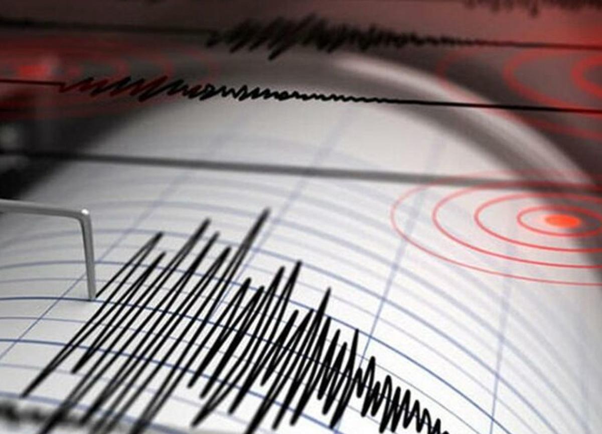 Datça'da 4.5 büyüklüğünde deprem meydana geldi!