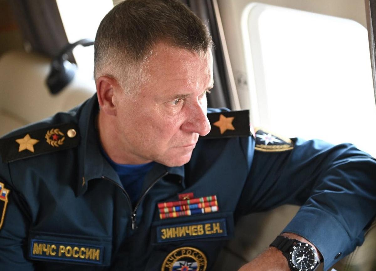 Rusya Acil Durumlar Bakanı Yevgeniy Ziniçev tatbikatta hayatını kaybetti