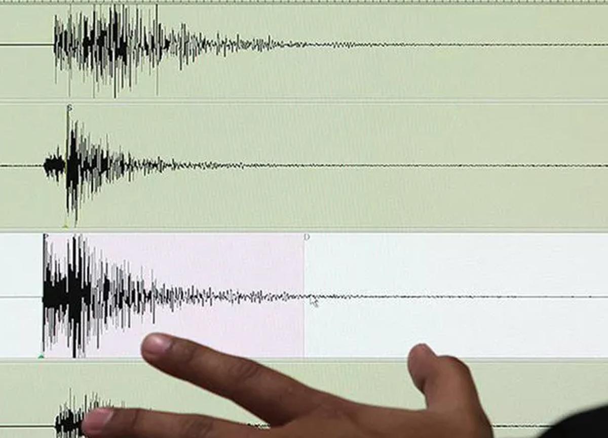 Hatay Arsuz'da 3.9 büyüklüğünde deprem meydana geldi!