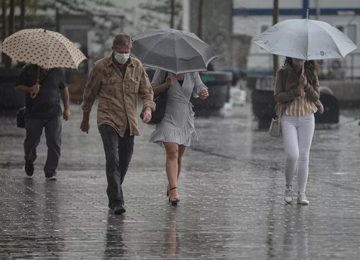 Meteoroloji'den çok sayıda il için yağış uyarısı!