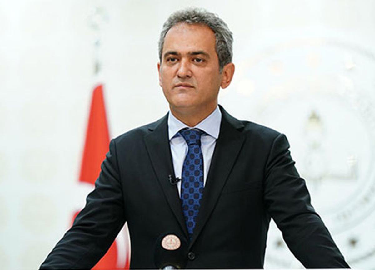 Milli Eğitim Bakanı Mahmut Özer'den '15 bin öğretmen ataması' açıklaması