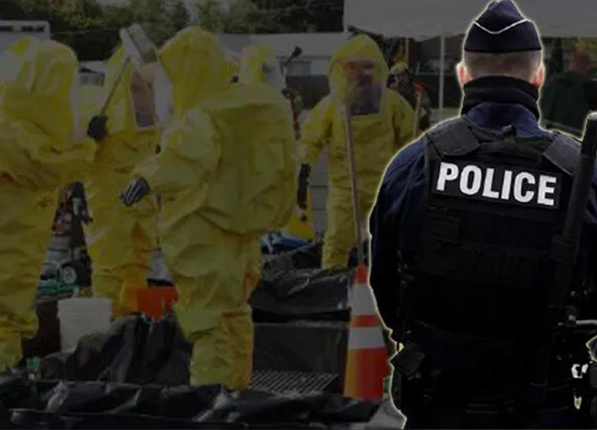 Fransa'dan şoke eden haber! Evinde radyoaktif bomba yaptı
