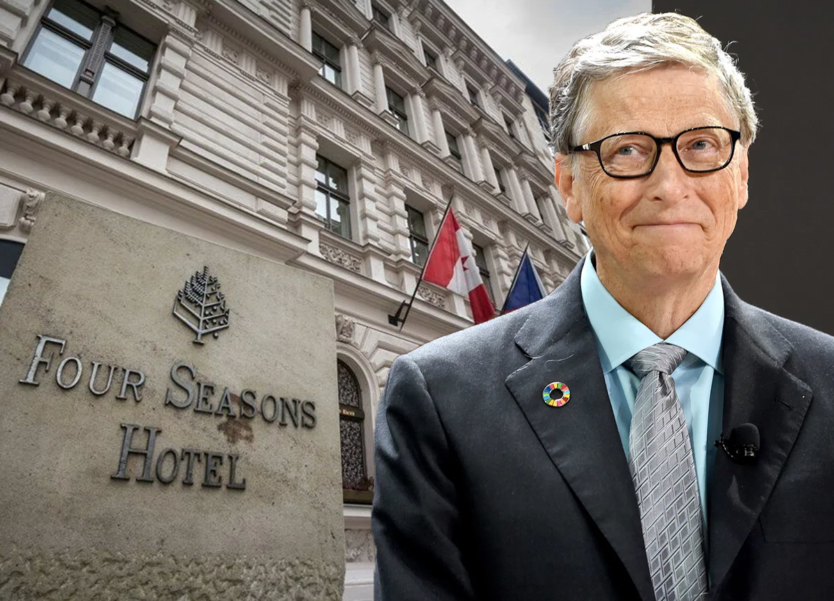 Bill Gates Four Seasons otellerinin kontrolünü eline alıyor: Çoğunluk hissesine sahip olacak