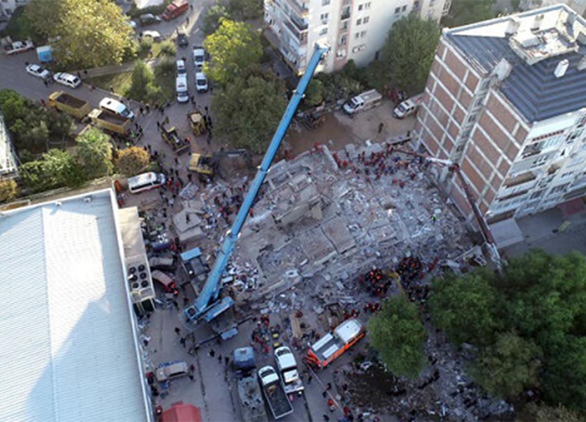 İzmir'deki depremde 15 kişiye mezar olan Doğanlar Apartmanı'yla ilgili çarpıcı iddialar