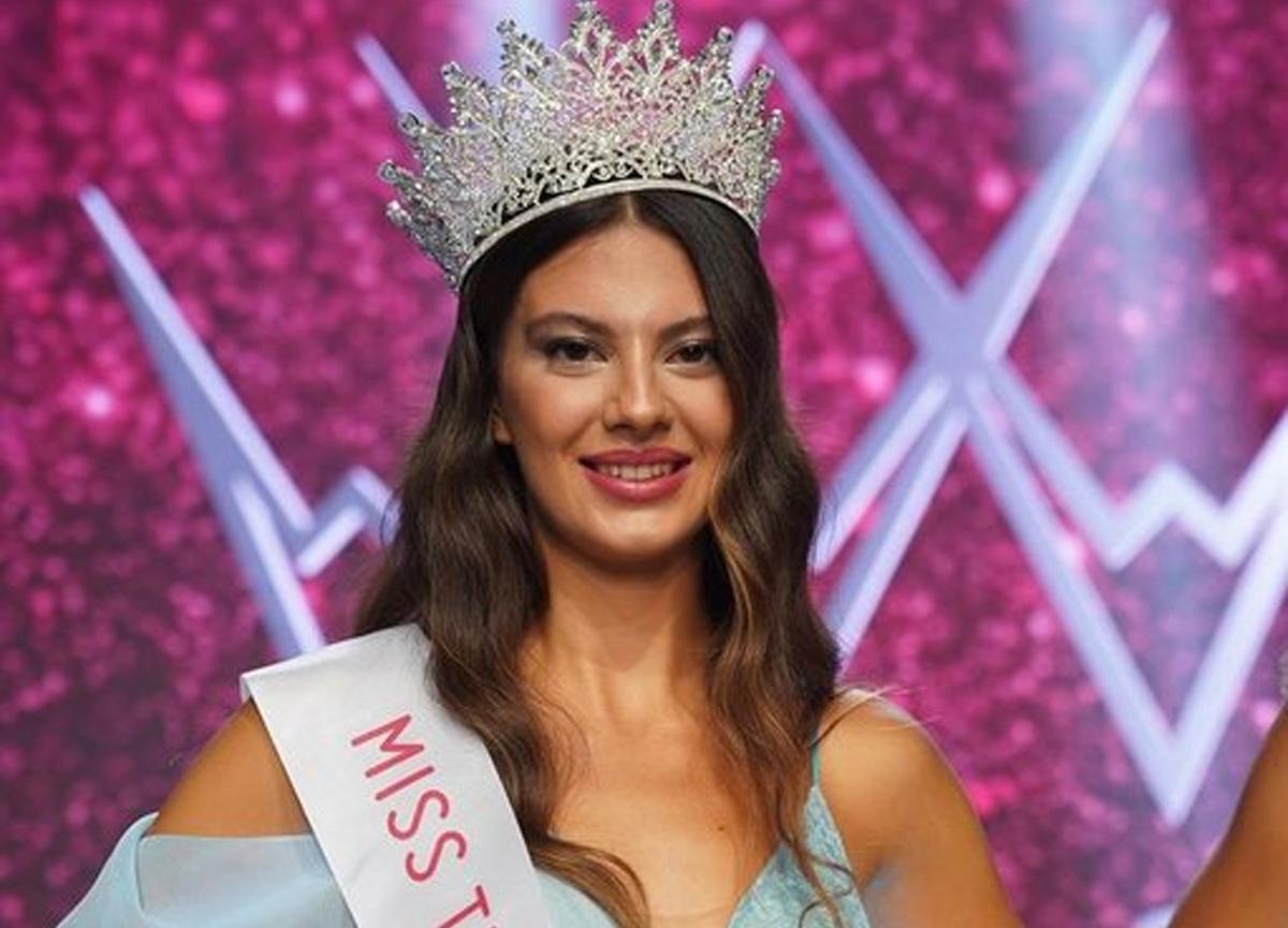 Dilara Korkmaz kimdir? Miss Turkey 2021 birincisi Dilara Korkmaz kaç yaşında, nereli ve boyu kaç?
