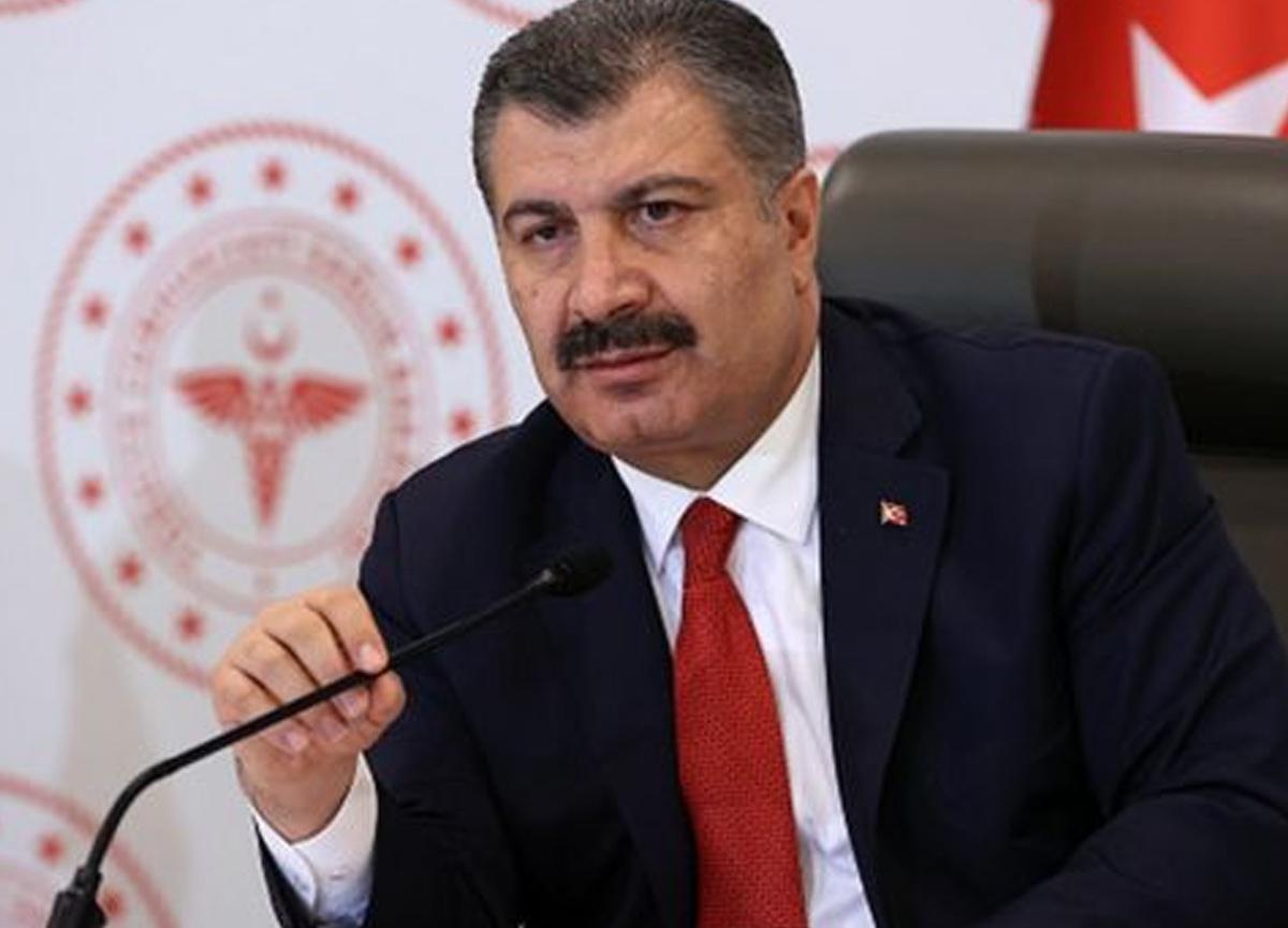 SON DAKİKA   Sağlık Bakanı Fahrettin Koca: Yerli aşımızda acil kullanım onayı alırsa seri üretime geçeceğiz