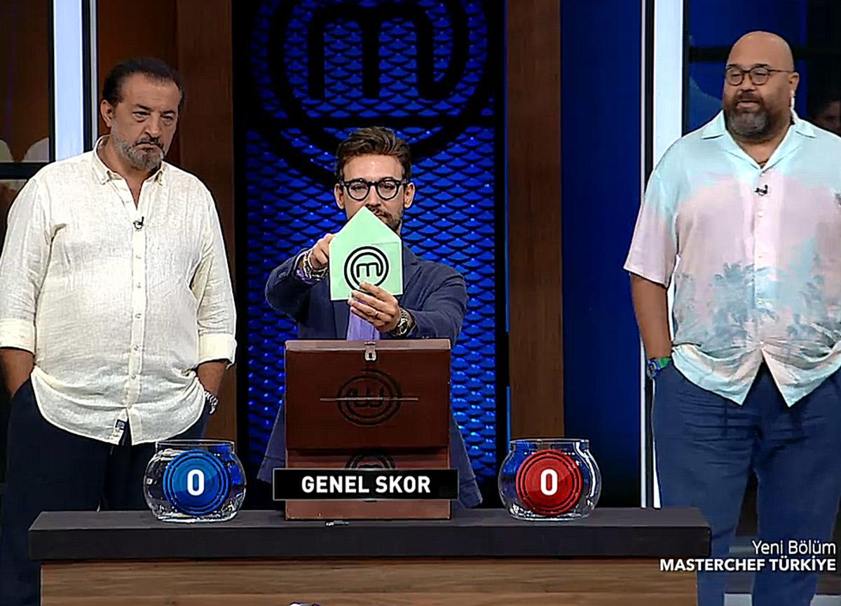 MasterChef'te dokunulmazlığı kim kazandı 10 Eylül? MasterChef 2021'de 3. dokunulmazlık oyununu kazanan takım