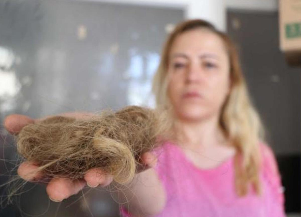 Kadın hasta hemşireyi darbedip, saçlarını yoldu