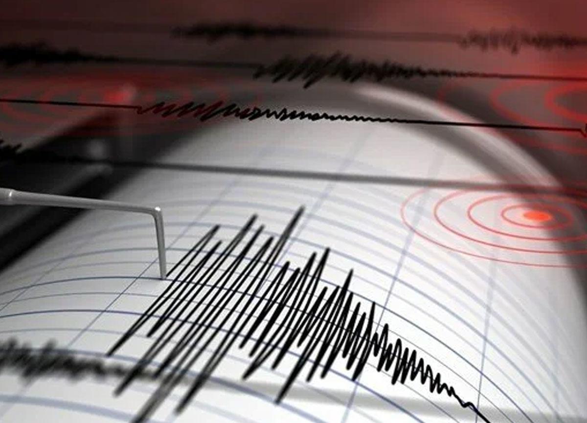 Datça açıklarında 4, 4 büyüklüğünde deprem