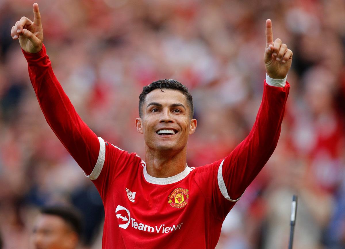 Ronaldo 2 gol attı, Manchester United evinde Newcastle United'ı 4-1 yendi