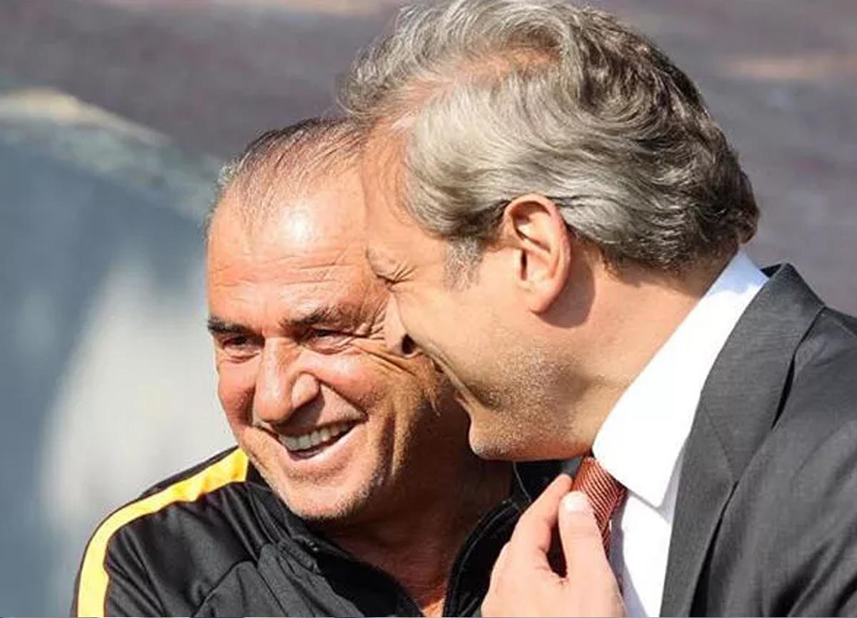 Galatasaray Başkanı Burak Elmas'tan Milli Takım ve Fatih Terim açıklaması