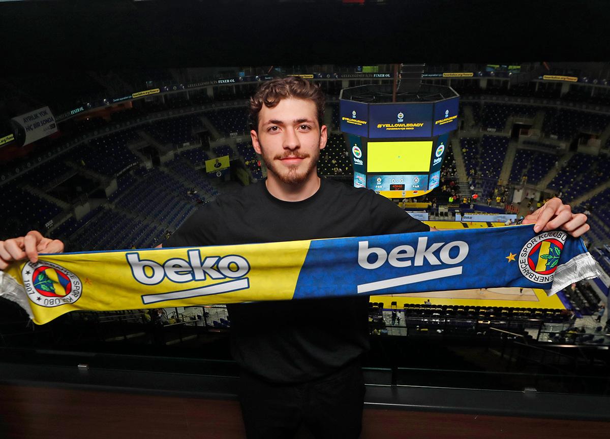 Fenerbahçe Beko, Şehmus Hazer'i açıkladı